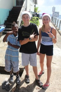 The Kents in the Honduras