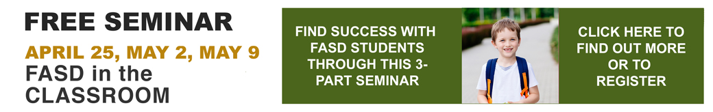 FASD In The Classroom